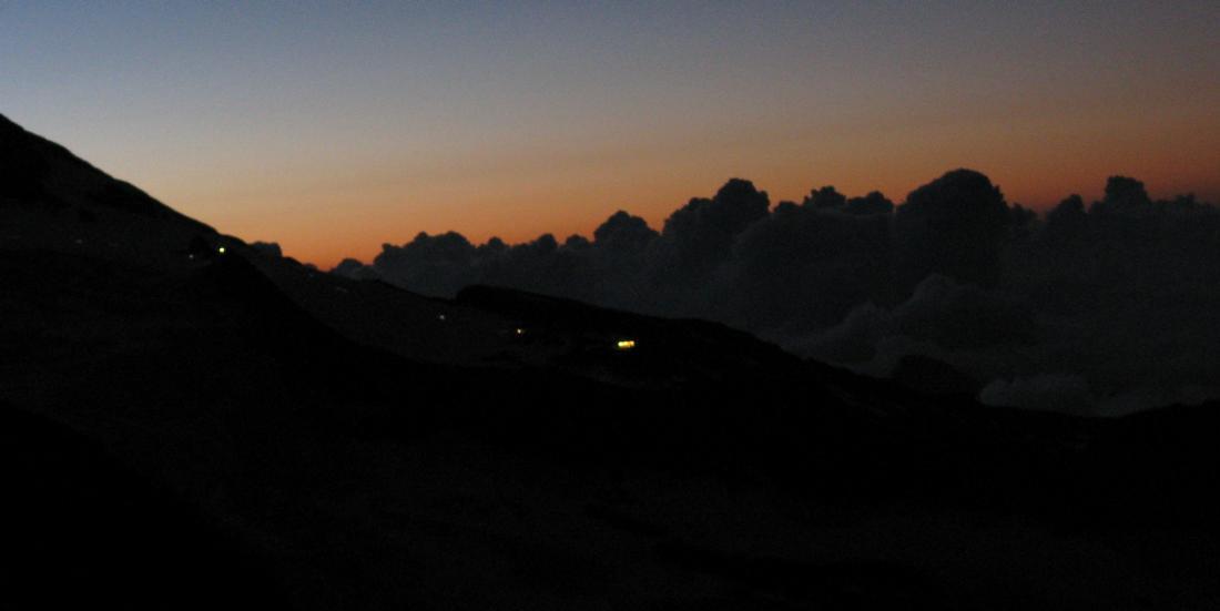 L'alba e' in arrivo