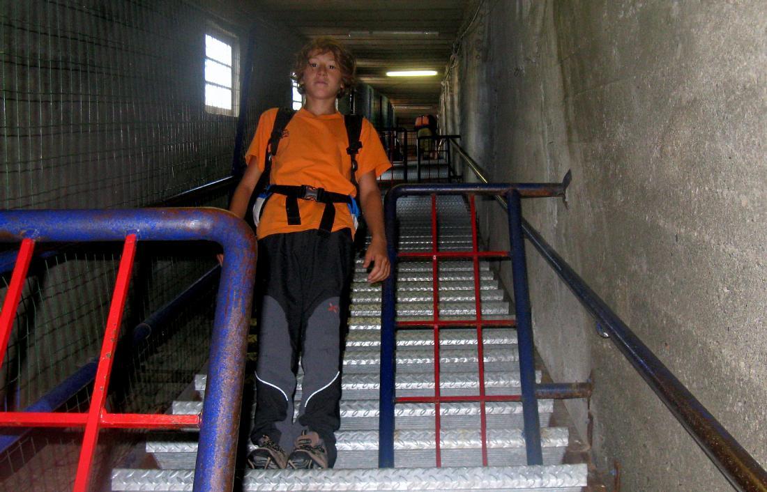 scalinata del Torino