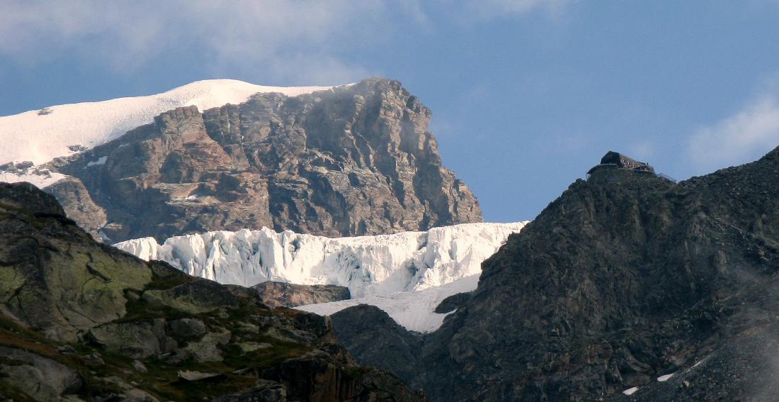 Rifugio Guide d'Ayas e Roccia Nera